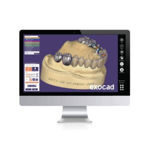 Exocad Dental CAD Basic - Software pentru design dentar destinat tehnicienilor si medicilor stomatologi