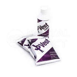 Masa de ambalat JP Vest 40x100g+1l lichid