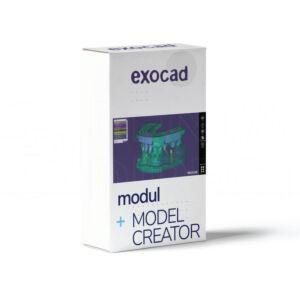 Modul Model Creator pentru EXOCAD Dental CAD