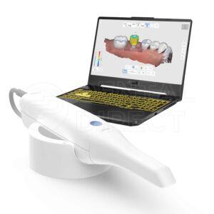 Scaner intraoral 3D color pentri clinici stomatologice Medit i500