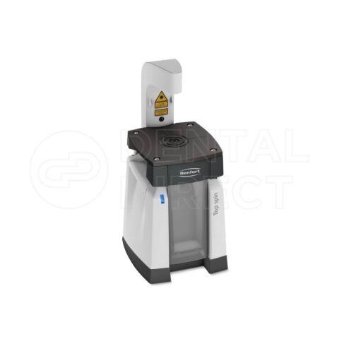 Pindex cu laser pentru tehnica dentara - realizare model cu bont mobil -  Renfert Top Spin