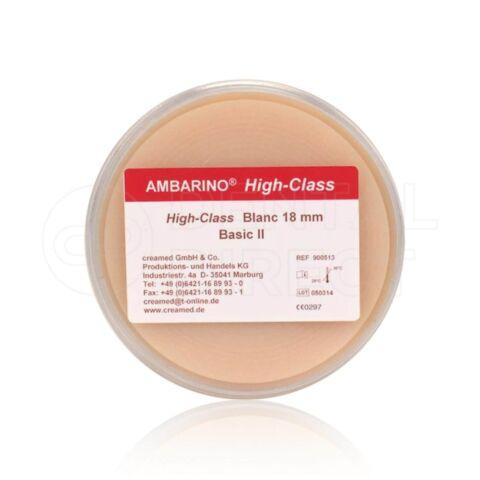 Disc ceramica hibrida CAD CAM Ambarino High Class 98mm