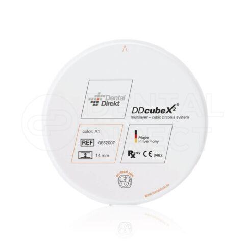 Disc zirconiu Ultra Translucent pentru CAD CAM  CubeX2