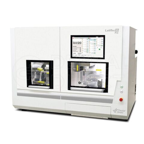 Masina de frezare Imes Icore Coritec 350i PRO Loader CAD CAM - Labtec 35