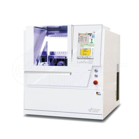 Masina de frezare uscata CAD CAM pentru laborator dentar Imes Icore Coritec 250i dy LabTec25
