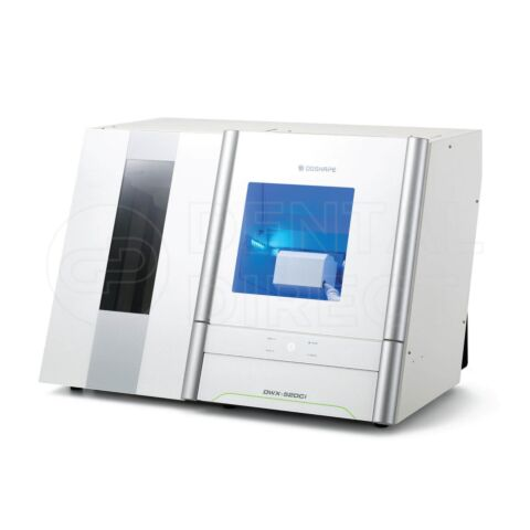 Masina de frezare in 5 axe CAD CAM cu magazie de discuri Roland DWX 52DCi by DG Shape