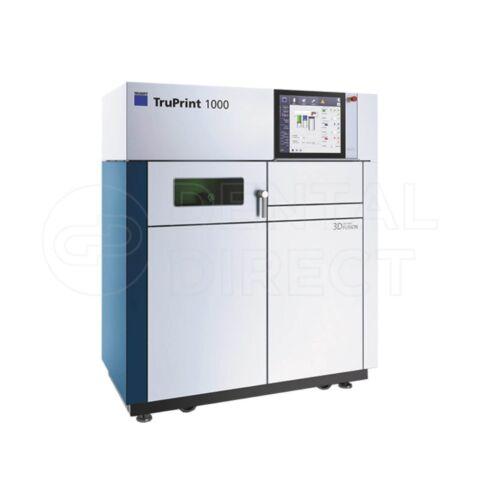 TRUMPF Additive Manufacturing: TruPrint 1000 - tehnologie Laser Metal Fusion pentru industria stomatologica