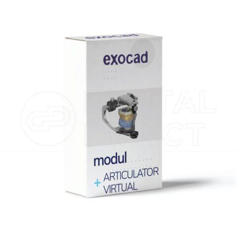 Modul Articulator virtual pentru EXOCAD