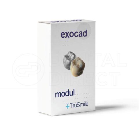 Modul TruSmile pentru Exocad