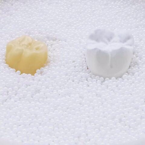 Perle din zirconiuu pentru cuptoare de sinterizare CAD CAM