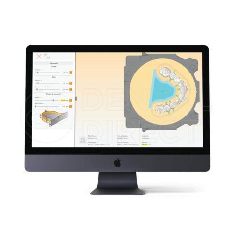Cel mai bun software CAM pentru masinile de frezare in 5 axe pentru industria dentara - hyperDENT