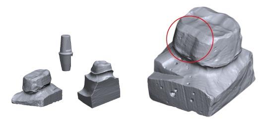 Precizie si calitate scaner 3D Medit T500